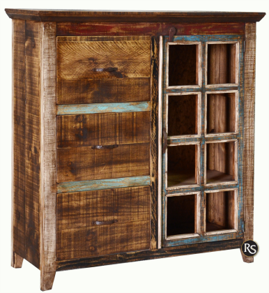 BOOKCASE FILE CABINET